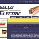 Click here to go to Casello Electric