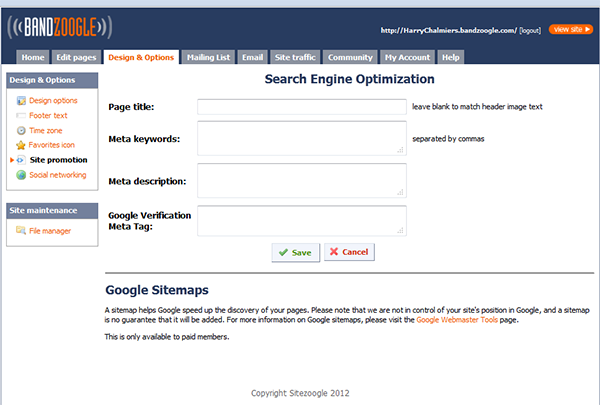 Web Site Templates - Smart Alice Blog: Web Design ...