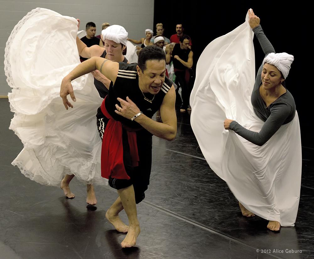 afrocuban dance