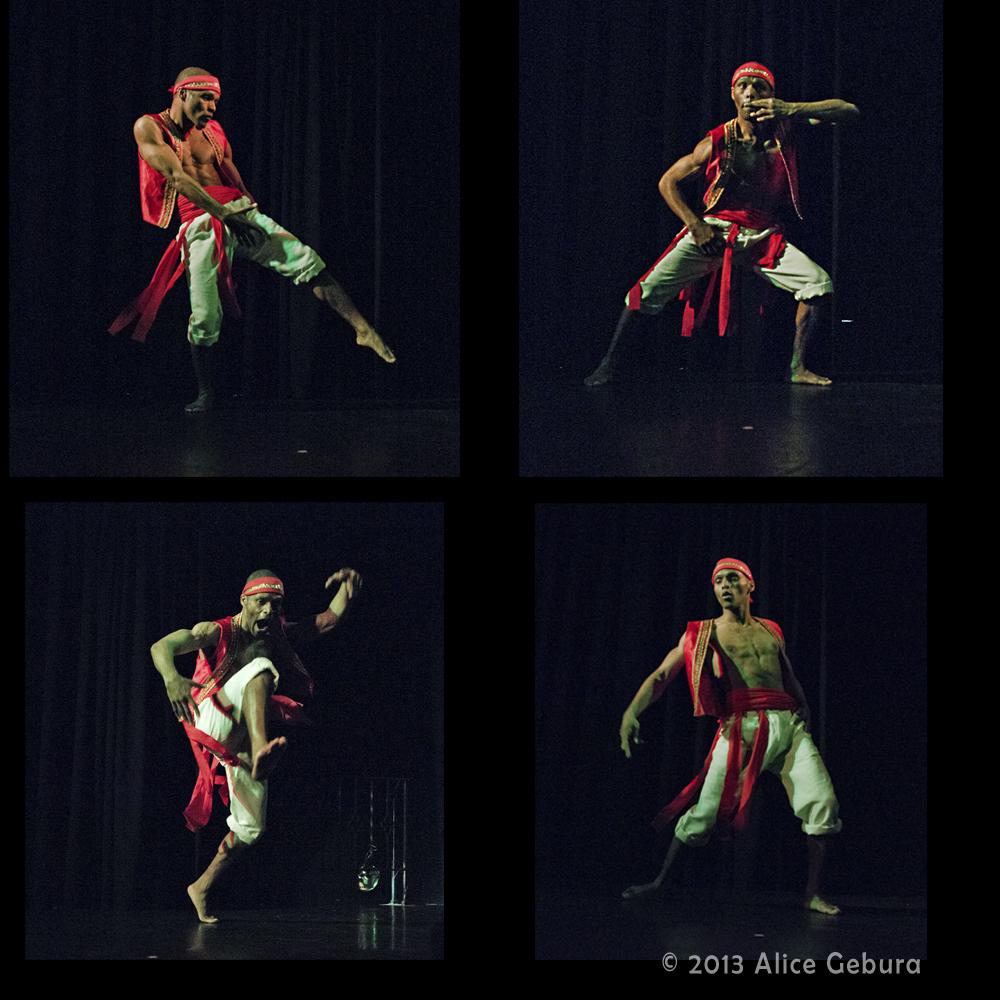 """Chango, Dancer: Yeneil """"Chini"""" Domenech"""