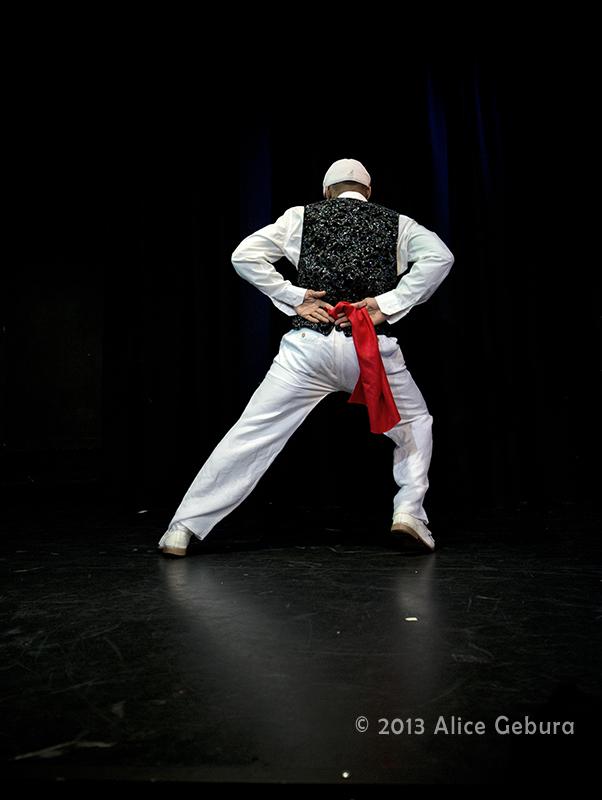 "Columbia, Dancer: Yeneil ""Chini"" Domenech"
