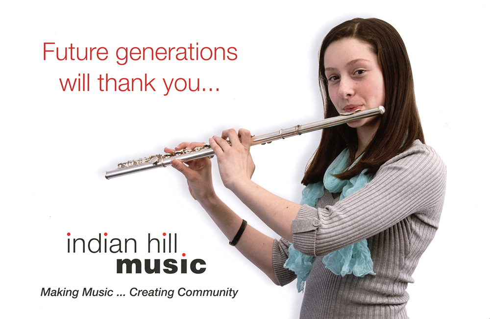 Indian Hill Music Legacy Brochure