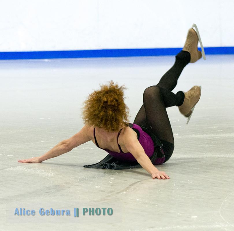 IceFlow Instructor, Elin Schran