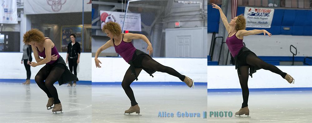 IceFlow Instructor Elin Schran